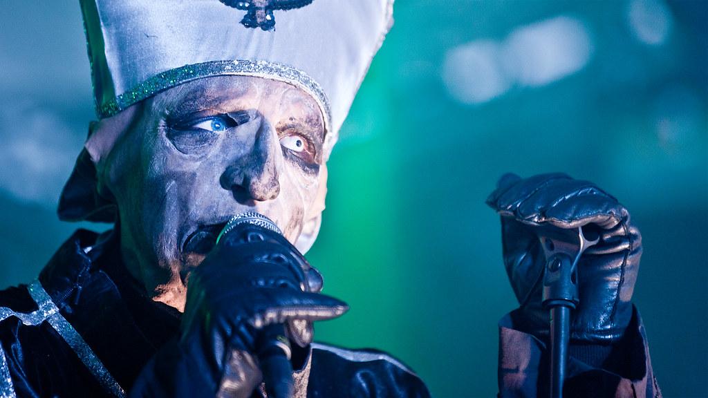 Ghost - Øyafestivalen 2011