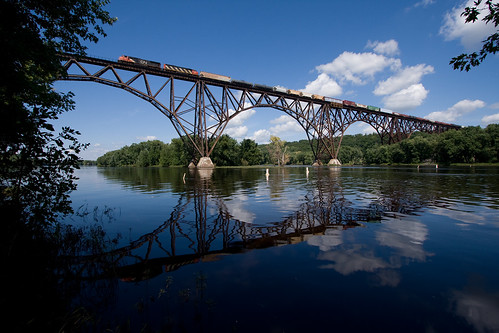 Arcola High Bridge; Arcola, MN