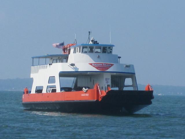 Ferry Boats To Kelleys Island