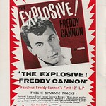 02 - Advert - Freddy Cannon LP