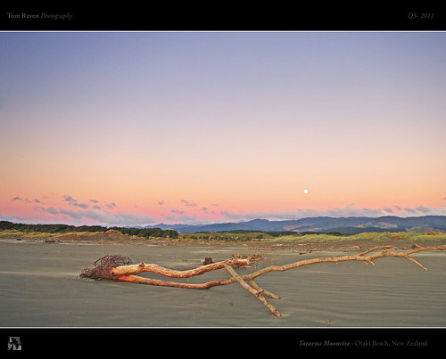Tararua Moonrise