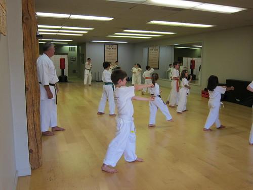 Nick, karate IMG_7632