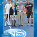 2011 W&S Open Coin Toss Winner Djokovic vs Harrison 8/17