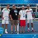 2011 W&S Open Coin Toss Winner Stepanek vs Djokavic 8-18