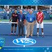 2011 W&S Coin Toss Winner Djokovic vs Monfils 8/19