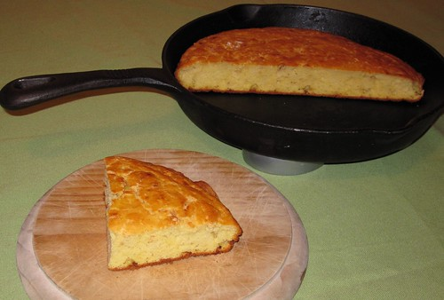 Photo of Buttermilk Cornbread