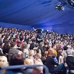 Book Festival audience |