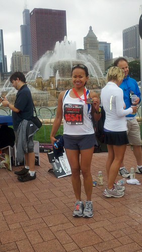 CHICAGO 1/2 MARATHON