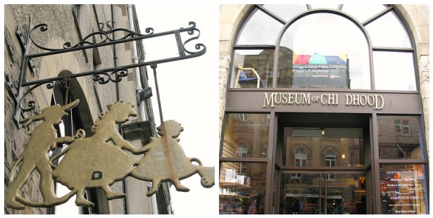 The Museum of Childhood, Royal Mile, Edinburgh. | Emma Lamb