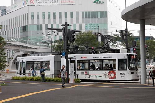 熊本市電 トラム