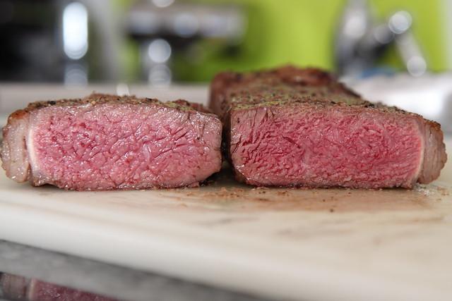 Sous Vide Strip Steaks 15 | Flickr - Photo Sharing!