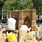 Summer Streets 2011: Sand Sculpting