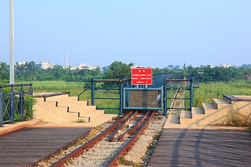 44Q1台糖北港溪鐵橋-復興鐵橋