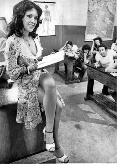 hot teachers with sexy legs
