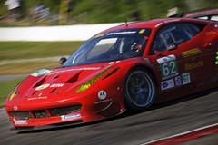 Jaime Melo, Ferrari 458GT, Mosport 2011