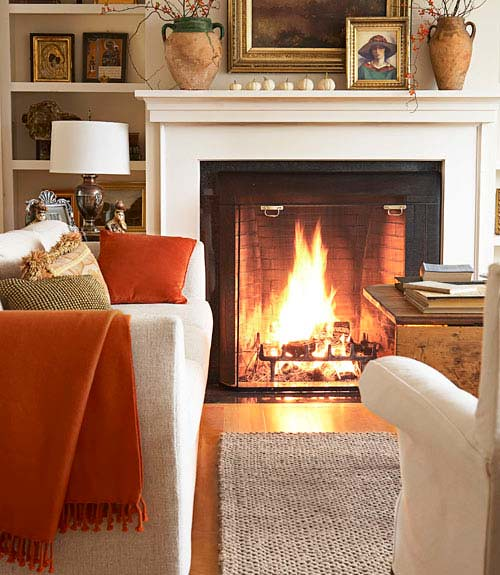 burnt orange living room flickr photo sharing. Black Bedroom Furniture Sets. Home Design Ideas