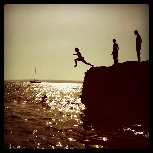 Es Còdol Foradat. Formentera #formentera #formentera2011 #mediterrània #eacodolforadat #estiu #vacances