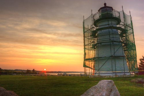sunrise ma construction capecod newengland hdr eastcoast nedpointlight