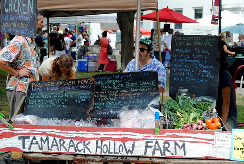 Tamarack Hollow Farm Stand