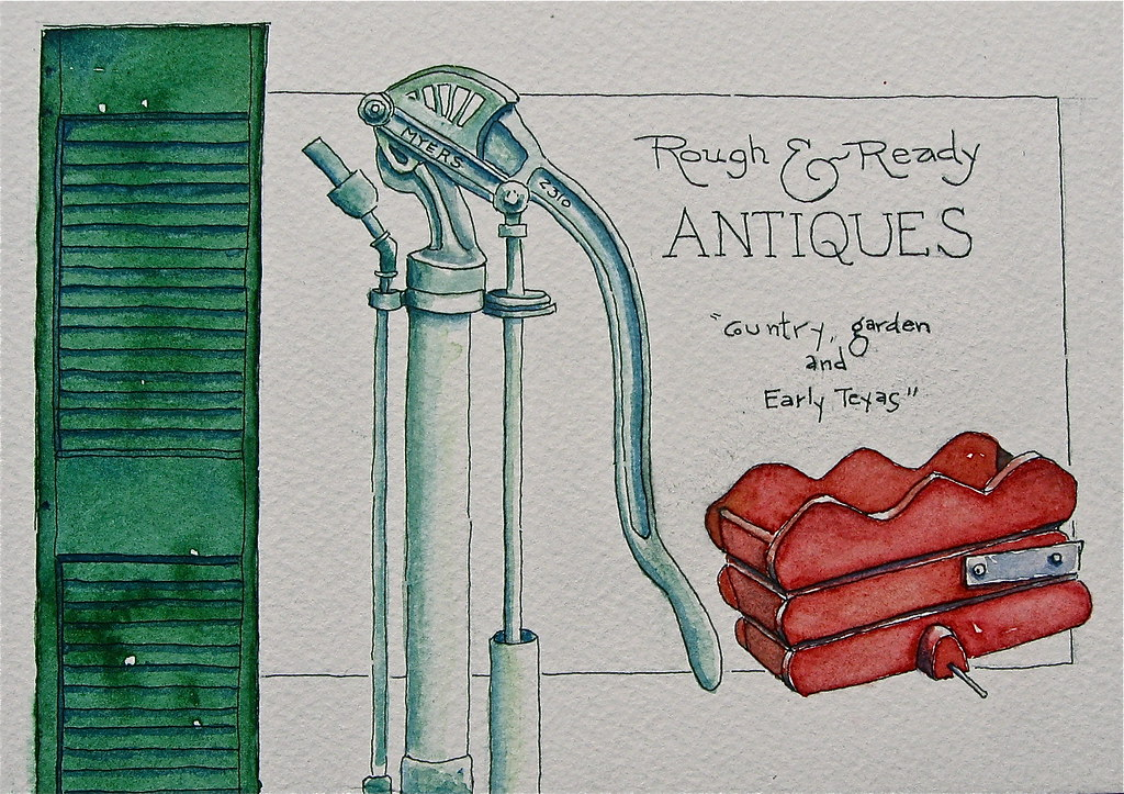 Rough and Ready Antiques