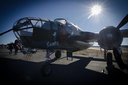 "HFF B-25 Mitchel ""Grumpy"""