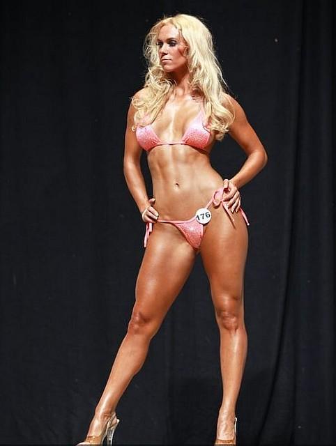 Kat Holmes More Of The Top Ifbb Pro Bikini Competitors