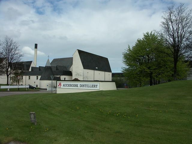 2005-05-03 009 Auchroisk Distillery