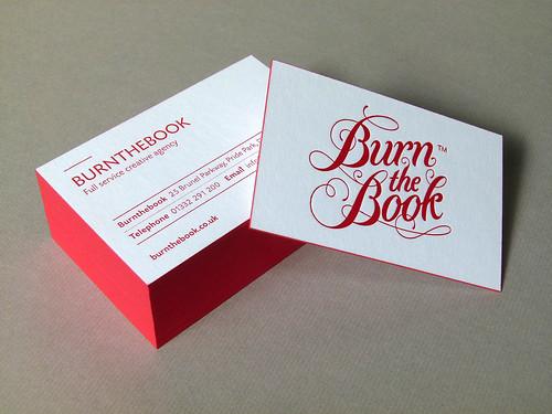 Burnthebook