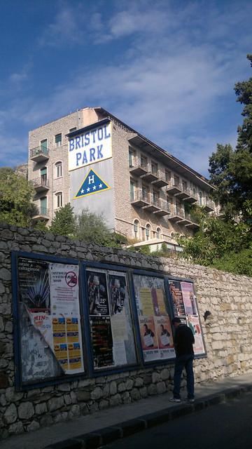 Hotel Bristol Park Taormina