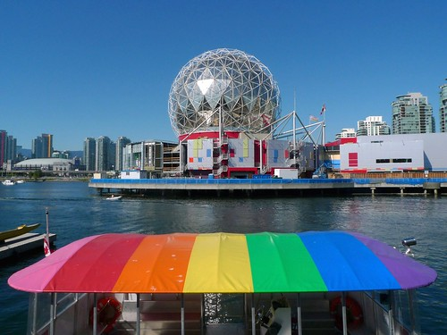 Colourful False Creek