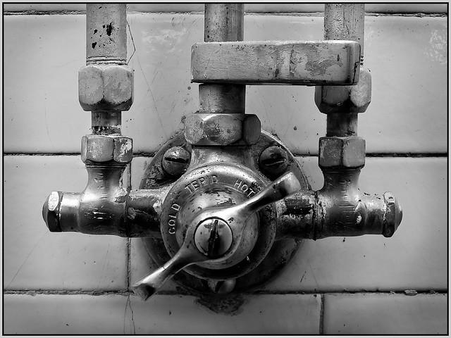 Old Shower Tap