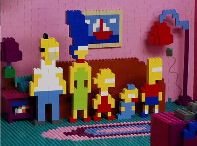 LEGO (the simpsons)