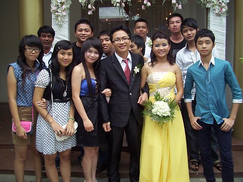 wedding thầy Cn..:)