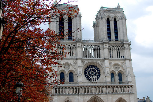 Paris, autumn 2011