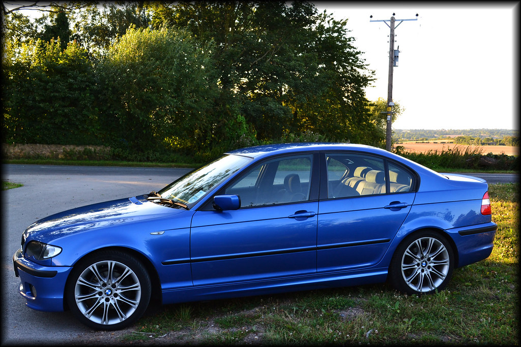 Estoril Blue Saloon From The Uk Bmw E46 Fanatics Forum