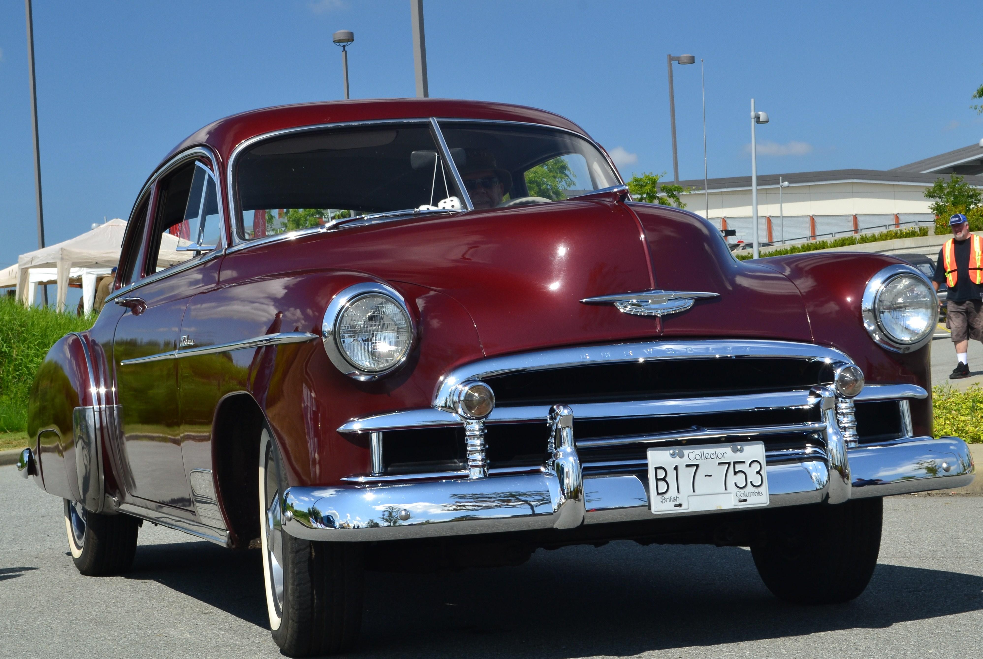 1950 chevrolet styleline deluxe 2 door sedan flickr for 1950 chevy deluxe 2 door
