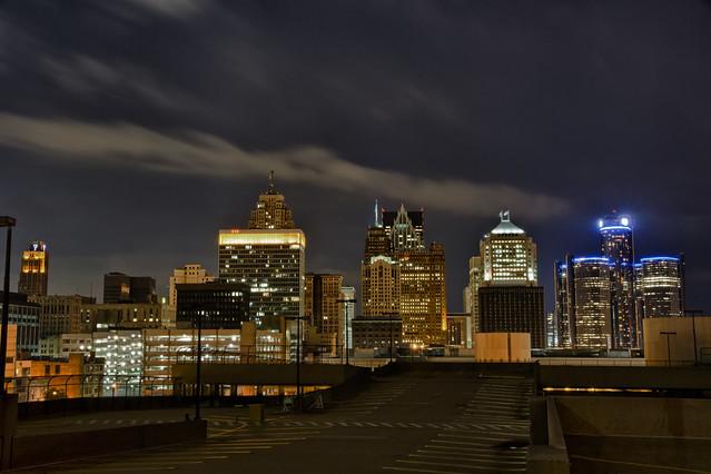 Midnight in the motor city flickr photo sharing for Motor city detroit mi