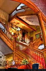 Staircase, Failinger's Hotel Gunter