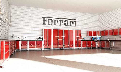 Дизайн гаража от Vault