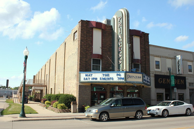 Princess Theater - St. James, MN