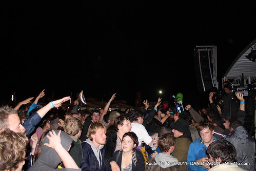 Dan Deacon- Route Du Rock 2011@Alter1fo