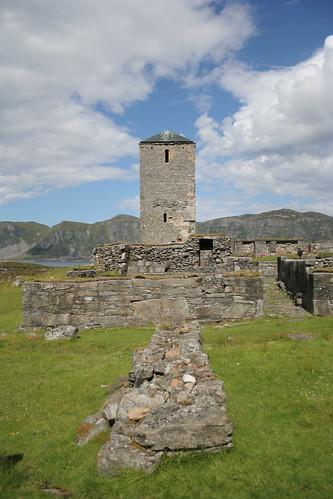 Selje Monastery :: Bell Tower