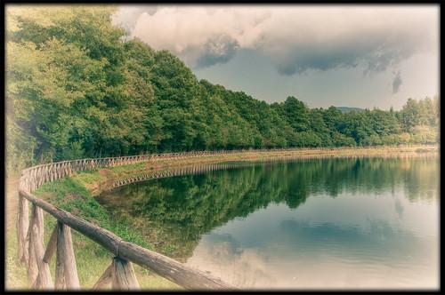 Lago d'altri tempi