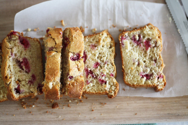 raspberry, lemon and yoghurt loaf | Flickr - Photo Sharing!