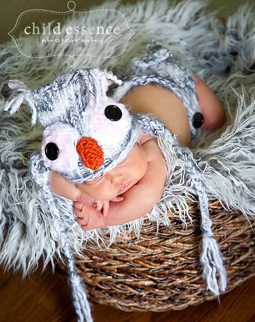 Knitting Pattern Baby Owl Hat : Hand knitted baby girl owl hat and diaper cover set by Ava ...
