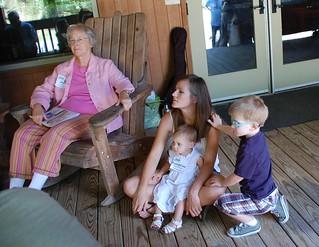 Dana Beasley-Brown and Family