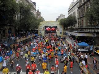 Maraton de la Ciudad de Mexico 2011 381