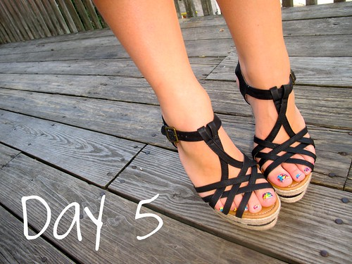 Livingaftermidnite - Shoe Challenge Day 5