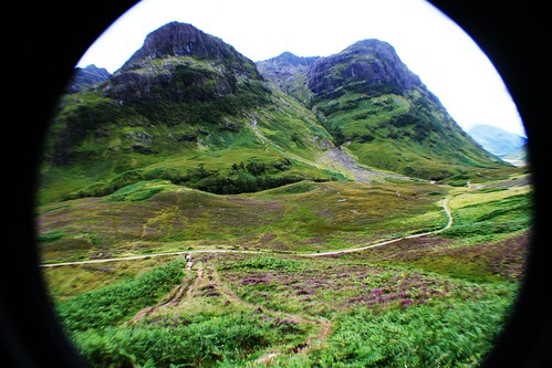 Glencoe, Highlands of Scotland