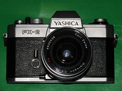 Yashica FX-2 - Camera-wiki org - The free camera encyclopedia